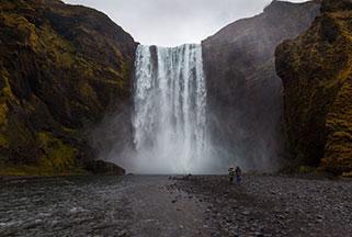 Skogarfoss, Iceland