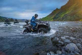 ATV Tour Þórsmörk